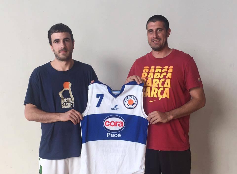 Damien Delsarte complète le staff de l'USLG Basket