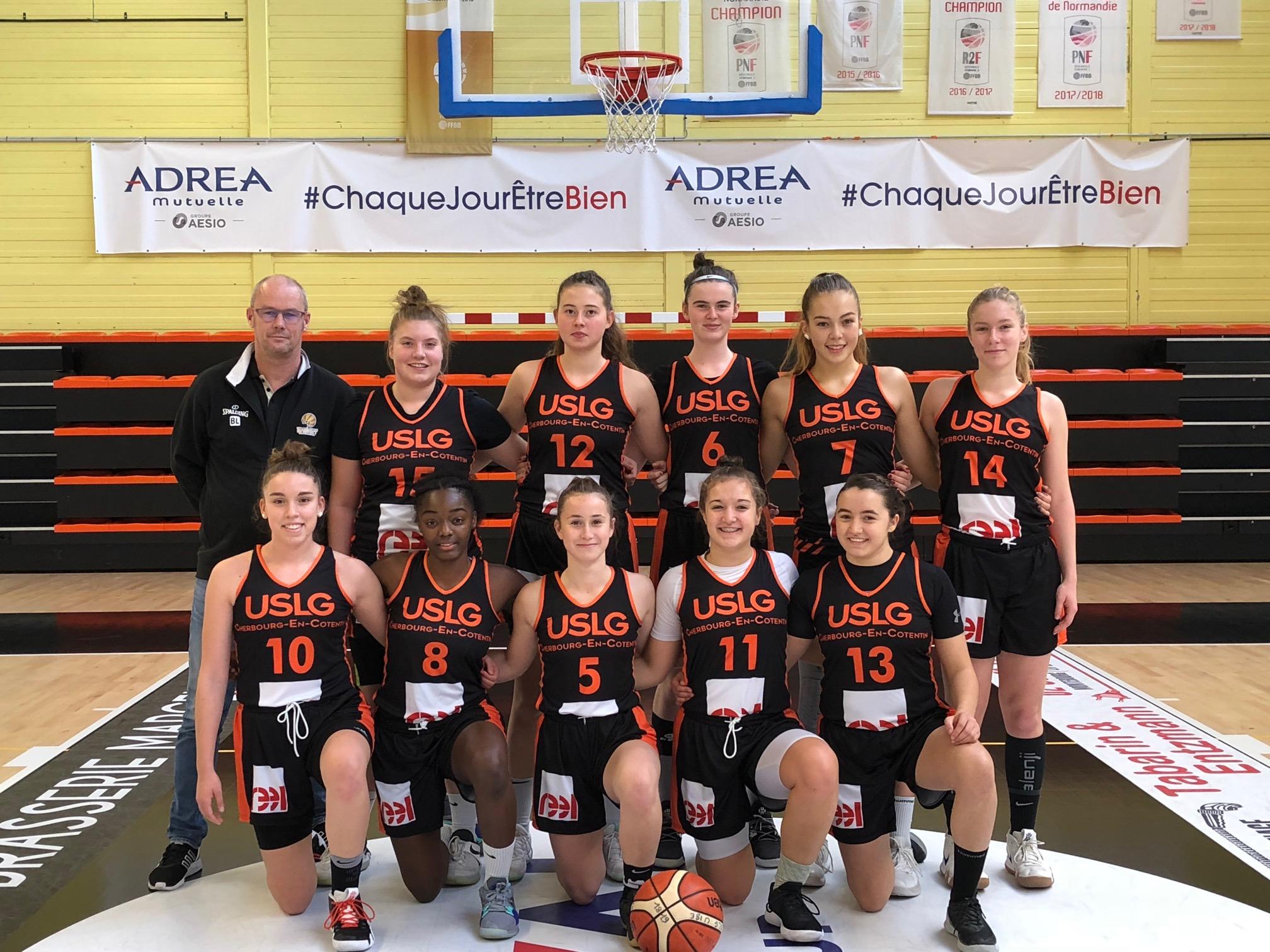 Tournoi amical U18 France – NF3